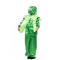 Карнавальный костюм КУЗНЕЧИК для детей 3,4,5,6,7,8 лет, детский новогодний костюм КУЗНЕЧИКА маскарадный