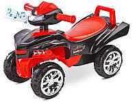 Машинка для катання Caretero (Toyz) Mini Raptor Red, фото 1