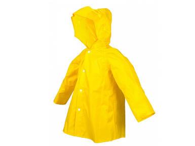 Дождевик-плащ KIDS GARDEN (желтый) 4930