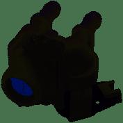 Клапан впускний для пральної машини Whirlpool 2WAY/180/10.5 мм 481228128468 Оригінал
