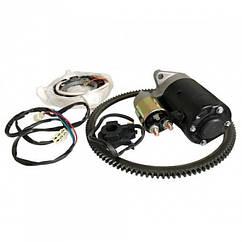 Комплект для переоборудования мотоблока под электростартер 178F (6 л.с.)