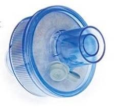 Фільтр дихальний вірусно-бактеріальний з тепловологообмінником , стерильний