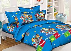 Детский комплект постельного белья 150*220 хлопок (16771) TM KRISPOL Украина