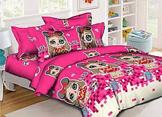 Детский комплект постельного белья 150*220 хлопок (16772) TM KRISPOL Украина