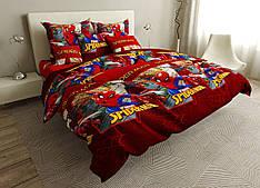 Детский комплект постельного белья 150*220 хлопок (16748) TM KRISPOL Украина