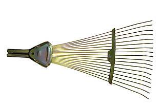 Грабли веерные ТМЗ - раздвижные 18 прутьев (1003), (Оригинал)