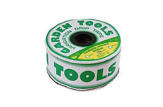 Стрічка крапельного поливу Garden Tools - 0,15 х 100 мм х 1000 м (G10/1000), (Оригінал)
