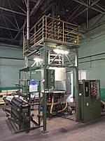 Екструдер для виробництва поліетиленової плівки FM-60-1000