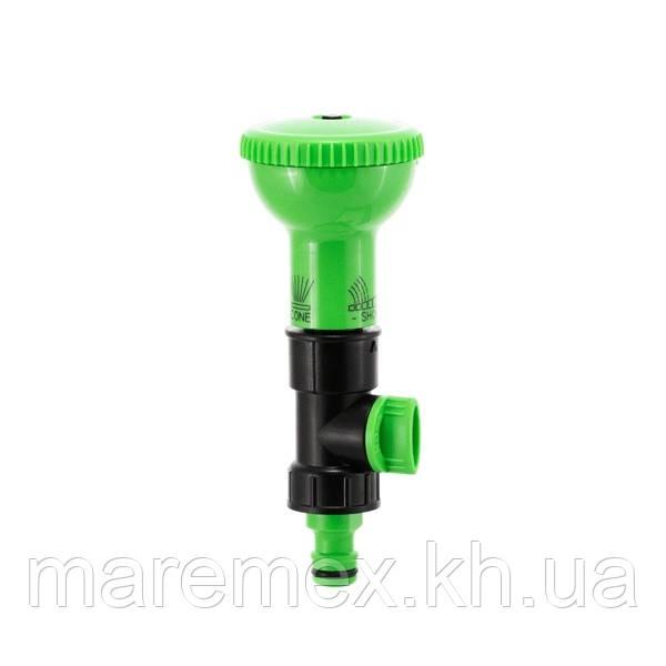 Пістолет для поливу Presto-PS насадка на шланг пластик (2361)