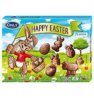 Шоколад молочный фигурный Happy Easter Only100г Австрия