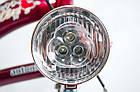 Велосипед женский городской VANESSA 26 Red с корзиной Польша, фото 8