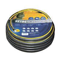 Шланг садовый Tecnotubi Retin Professional для полива диаметр 3/4 дюйма, длина 25 м (RT 3/4 25), фото 1