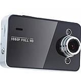 Автомобільний відеореєстратор Full HD 1080p К6000 з екраном 2.6 дюймів, автомобільний Відеореєстратор hd, Авто відео камера, фото 6