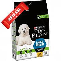 Сухой корм для собак Purina Pro Plan Large Robust Puppy 12 кг