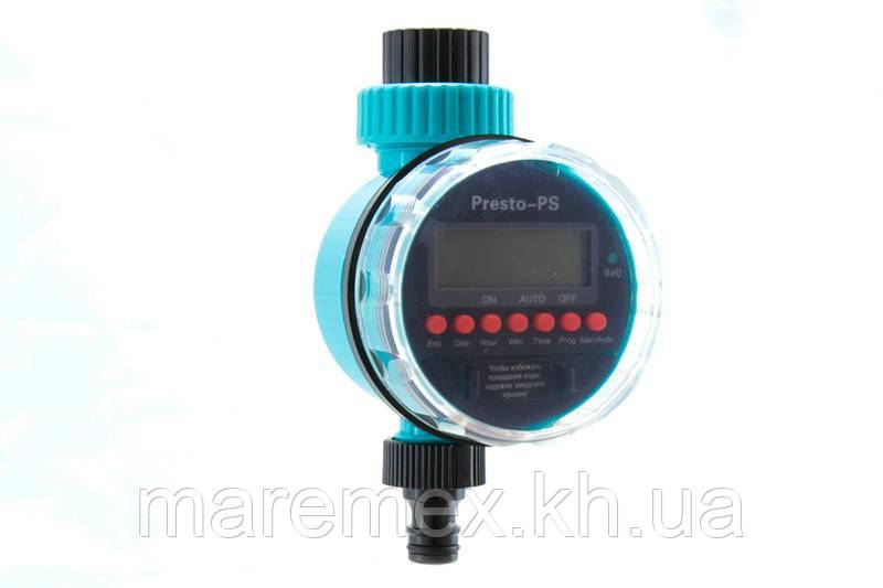 Таймер електричний програмований Presto-PS (7802)