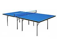Теннисный стол для помещений Hobby Premium Gk-1.18