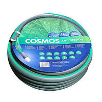 Шланг Tecnotubi Cosmos садовий для поливу діаметр 3/4 дюйма, довжина 50 м (CS 3/4 50), фото 1