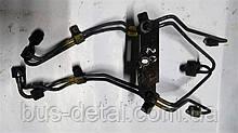 Трубки форсунок для Ford Transit 2.0 TDDi, 2000-2006. Топливные трубки на Форд Транзит 2.0 тди.
