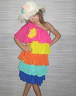 Яркие сарафаны для девочек купить киев
