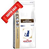 Лечебный сухой корм для котов Royal Canin Gastro Intestinal Feline 2 кг