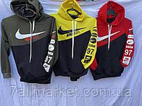 """Спортивний костюм підліток на хлопчика NIKE AIR, р-ри 36-44 (3 цв) """"KING"""" недорого від прямого постачальника"""
