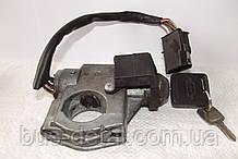 Замок запалювання з ключем для DAF LDV Convoy 2.4 TDi (02-06) Ford Transit. Під чипключ ДАФ ЛДВ Конвой.