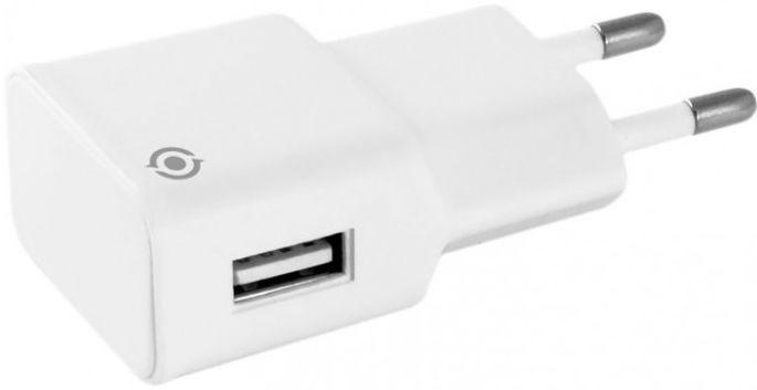 Мережевий зарядний пристрій Piko TC-101 White