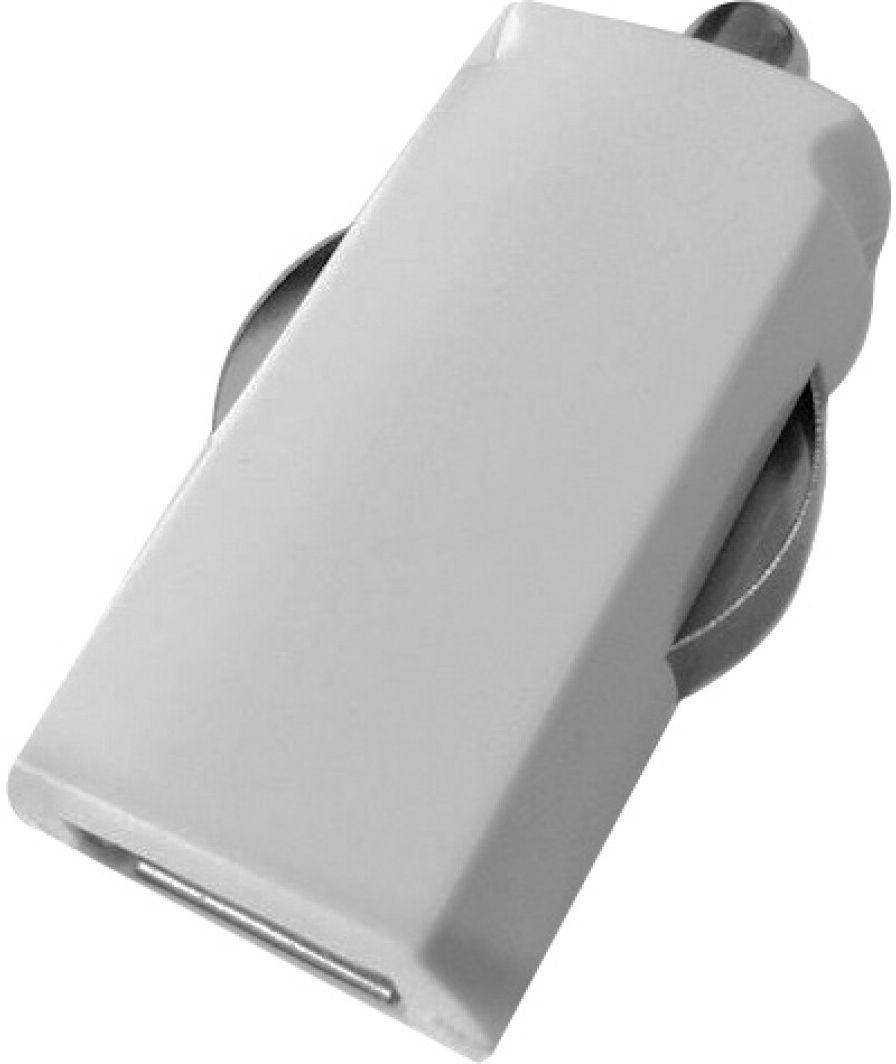 Автомобільний зарядний пристрій Global MSH-SC-031 White