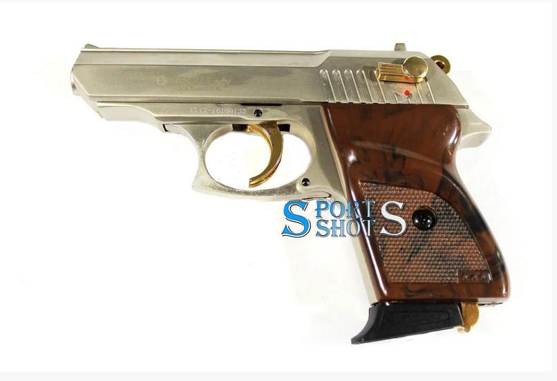 Стартовий пістолет Ekol Lady Satina Gold