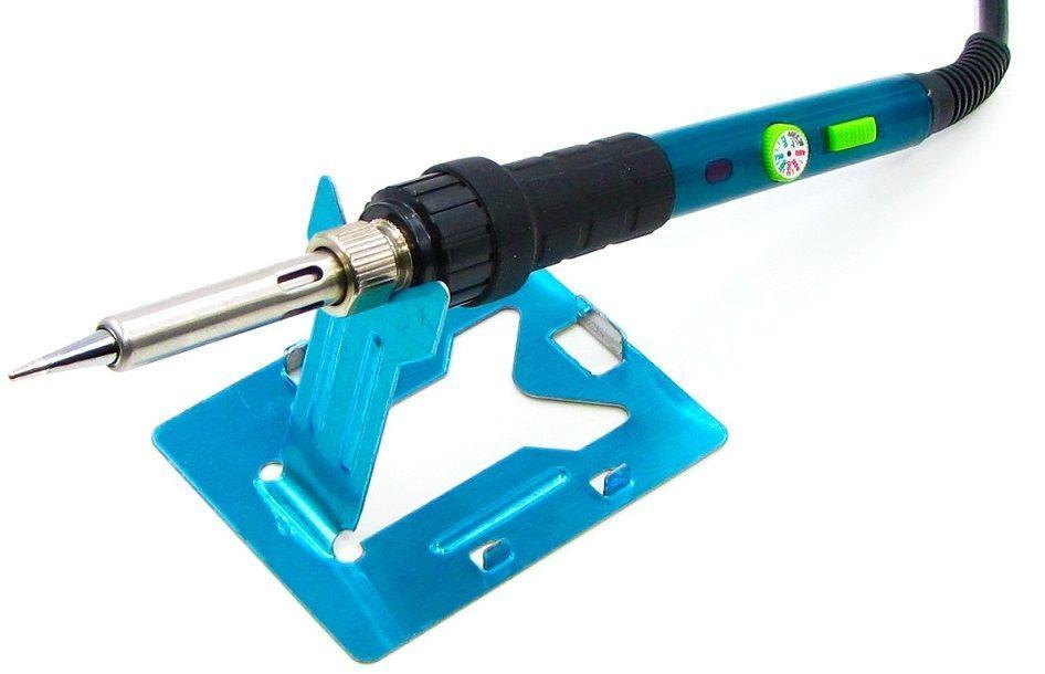 Паяльник електричний WEP 947-III (керамічний, з терморегулятором, 40Вт, 480°C, жала 900М)