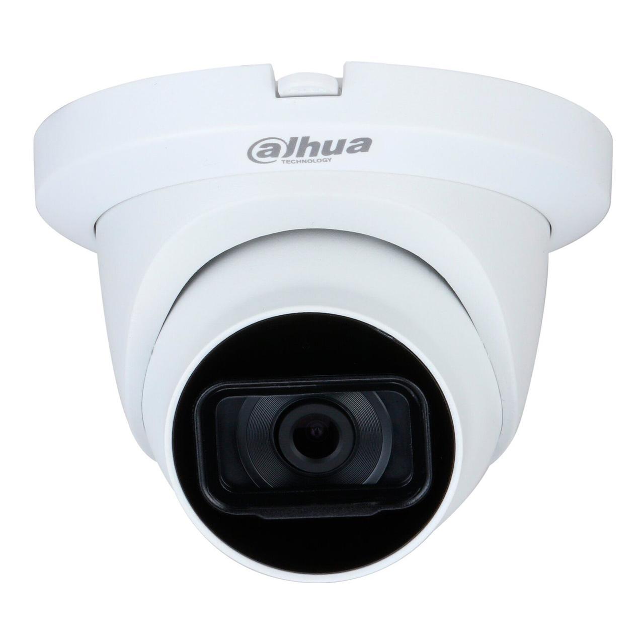 5 Мп Starlight HDCVI ИК камера Dahua DH-HAC-HDW2501TMQP-AНет в наличии