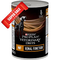 Лечебный влажный корм для собак Purina Pro Plan Veterinary Diets NF Renal Function 400 г