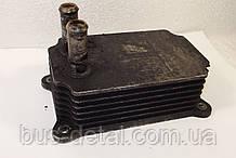 Масляный радиатор (теплообменник) для DAF LDV Convoy 2.4  TD - 2.4 TDi (ЛДВ Конвой 2.4 тди), охладитель