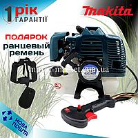 Мотокоса Makita BC 626 (5.2 кВт, 2х тактный). Бензокоса Макита. Кусторез, триммер. ГАРАНТИЯ 1 ГОД!