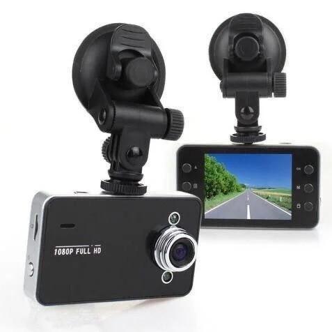 Автомобільний відеореєстратор Full HD 1080p К6000 з екраном 2.6 дюймів, автомобільний Відеореєстратор hd, Авто відео камера