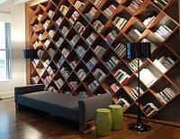 Заказать мебель для библиотеки