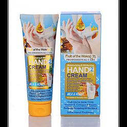 Крем для рук Wokali Milk & Honey 130 мл