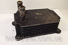 Масляный радиатор (теплообменник) для Ford Transit 2.4 TD - 2.4 TDi, Форд Транзит 2.4 тди, охладитель