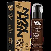 Масло для бороды Nishman Beard & Mustache Care Oil 75мл