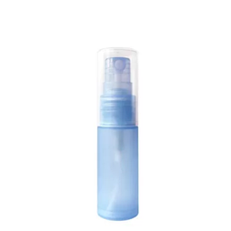 Флакон для парфюмерии ПОЛИМЕРНЫЙ Бали 15 мл. СИНИЙ с пластиковым спреем