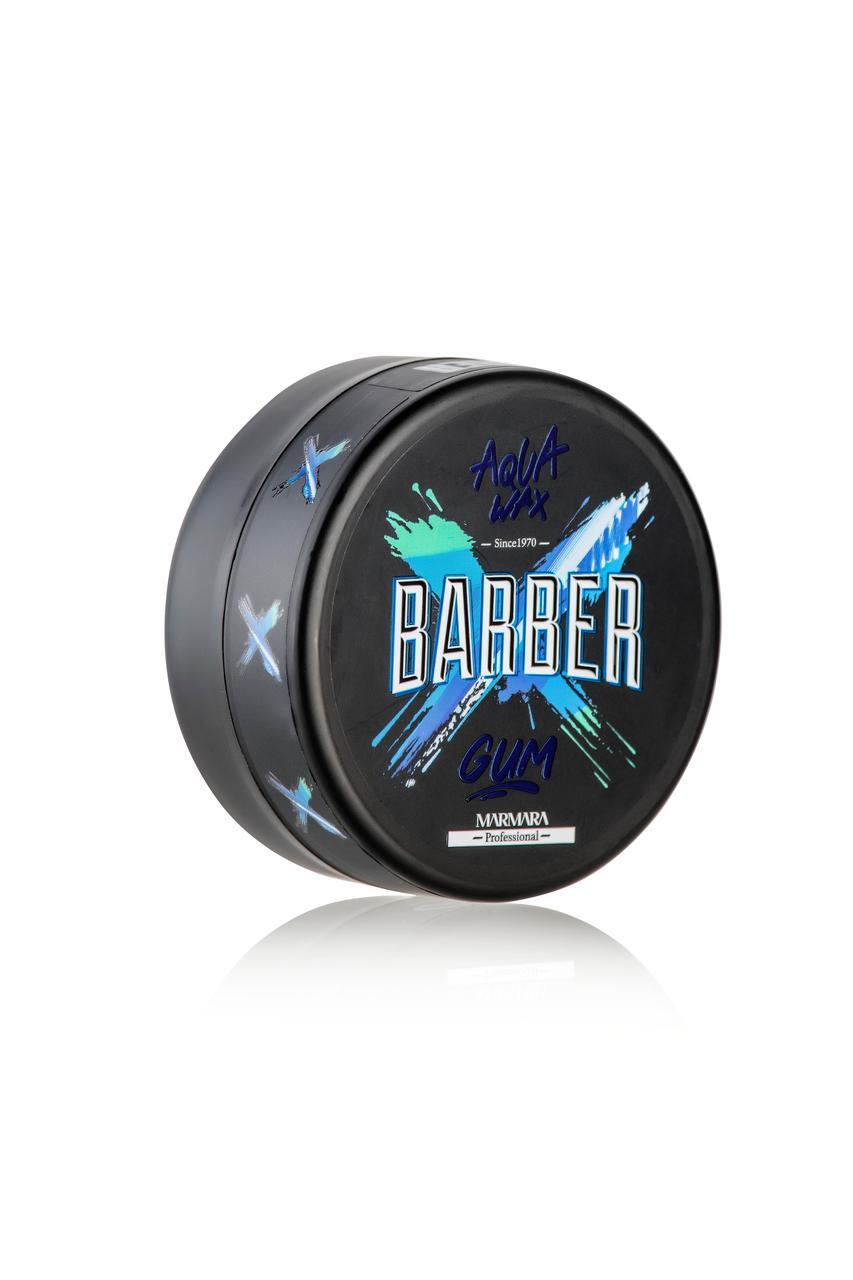 Віск для укладання волосся Marmara Barber Aqua Wax Gum 150мл