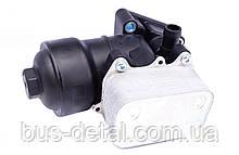 Корпус фільтра масляного VW Transporter T5, T6, Crafter, 2.0 tdi, 2009- (з теплообмінником) 122002