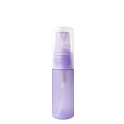 Флакон для парфюмерии ПОЛИМЕРНЫЙ Бали 15 мл. СИРЕНЕВЫЙ с пластиковым спреем