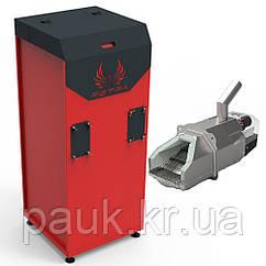 Комплект COMBI(бункер + факельная горелка) для котлов Retra Light мощностью 100-150 кВт