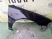 Б/у крыло переднее правое для Audi A4 1995 р. 1.8 B, фото 1