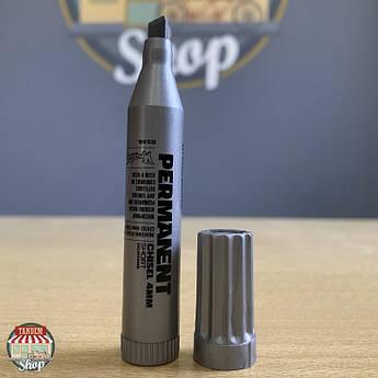 Маркер спиртовой со скошенным пером Montana Permanent Short, 4 мм