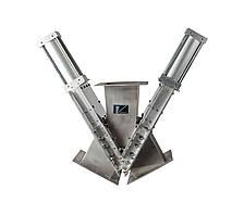Перекидной клапан Gravity Vee Diverter™