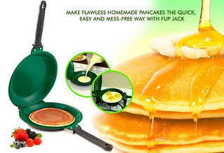 Сковорода двухсторонняя для блинов Pancake Maker