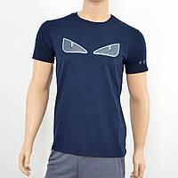Чоловіча футболка Fendi синій