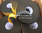 Каучуковая лента звукоизоляционная самоклеющаяся 3мм*50мм*15000мм, фото 3